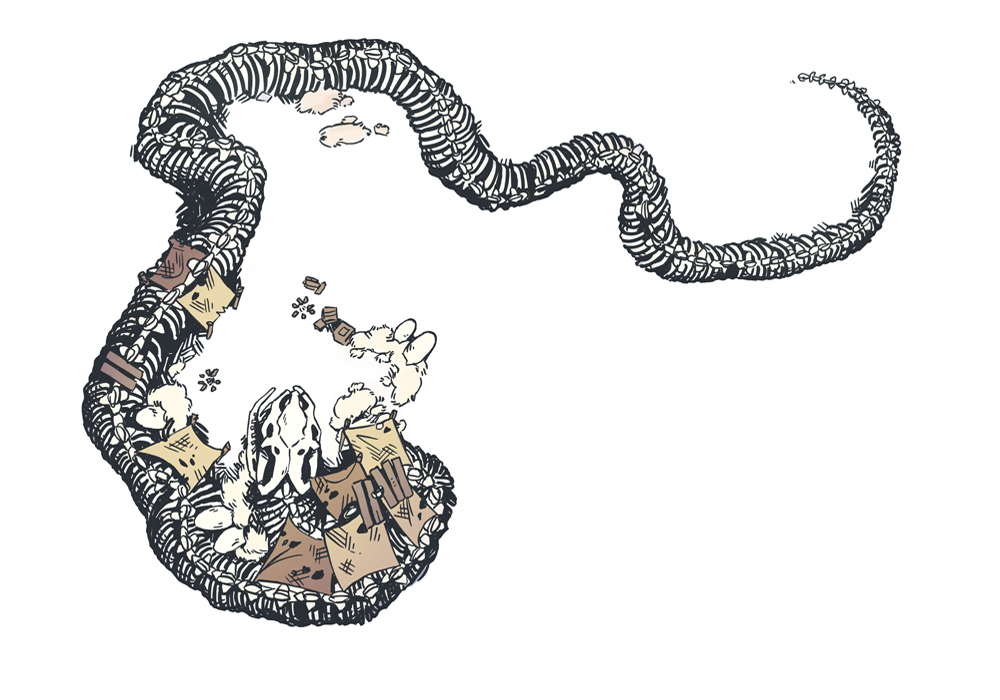 Snake Den Assets