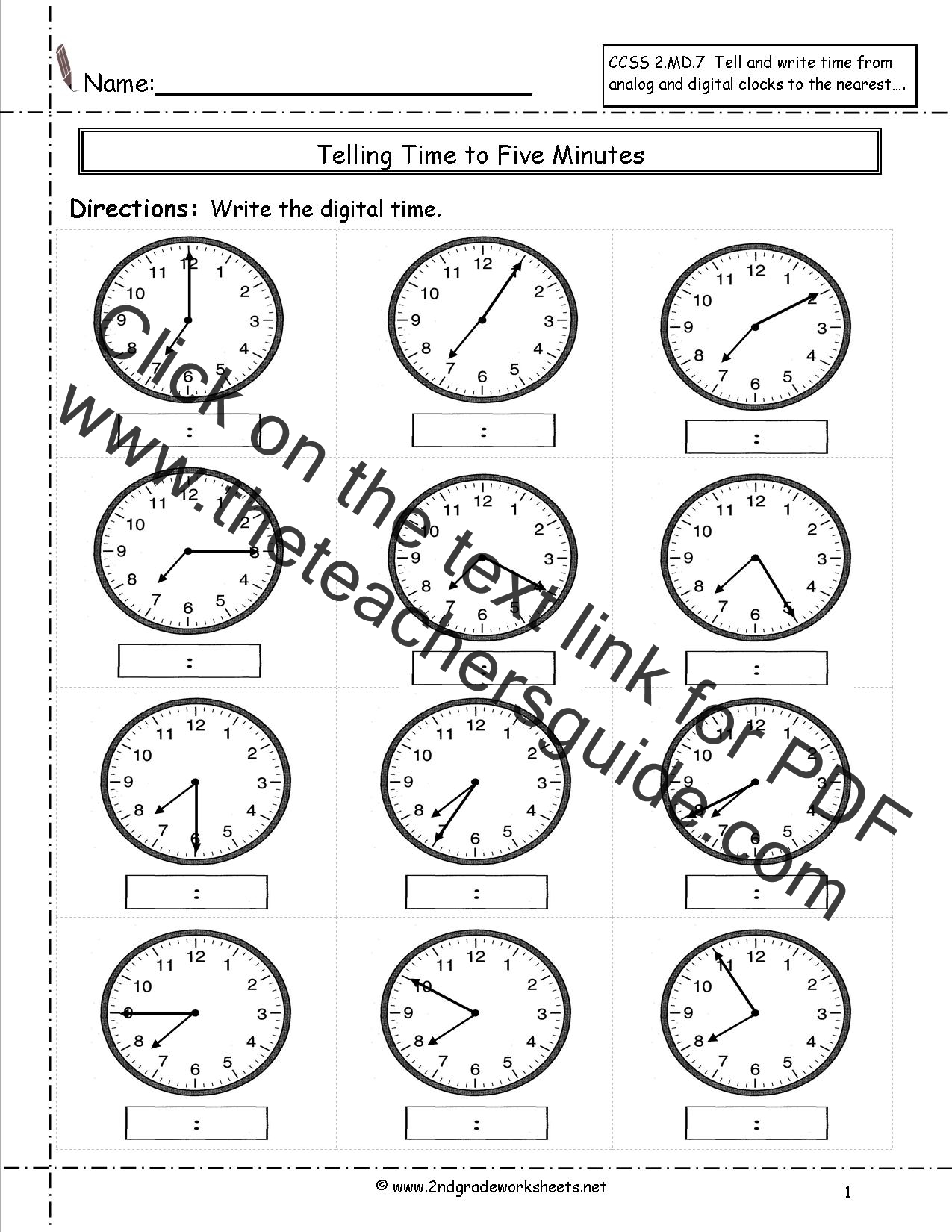 Search Results For Printable Math Worksheets For 3rd
