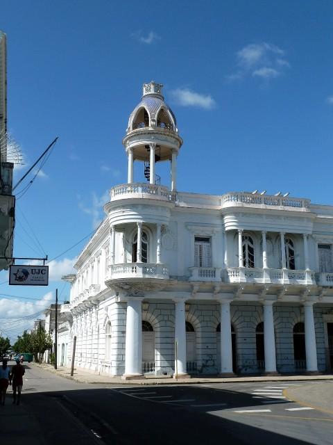 Cienfuegos Kolonialarchitektur
