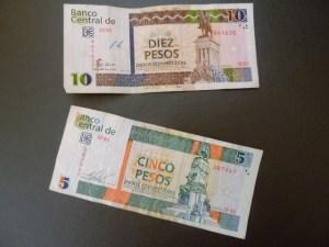 CUC - Peso convertible, die Devisenwährung Cubas