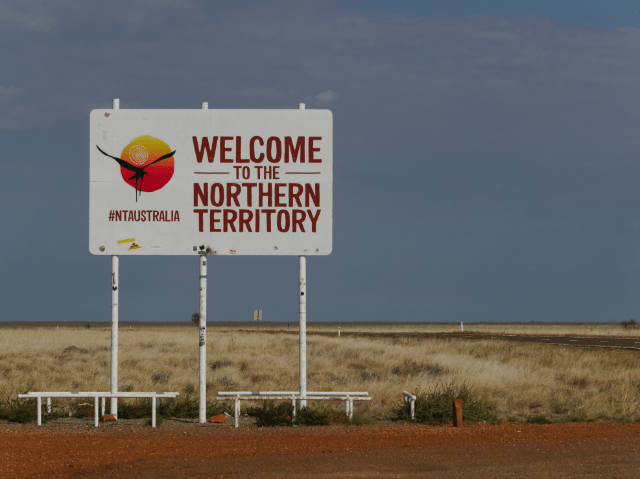 Northern Territory - Outback total