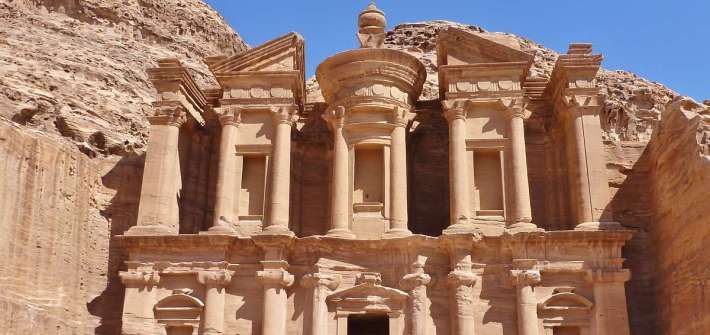 Ad Deir Kloster in Petra