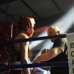 La Boxe Latina si tinge d'azzurro, Leone in Nazionale