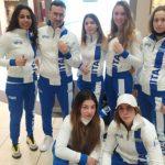 Al torneo di Belgrado, argento Lamagna e bronzo Monteverdi per le azzurre. A S. Pietroburgo bronzo a Malanga