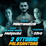 Roma 2 Ottobre 2021 Grande Boxe al Palasantoro