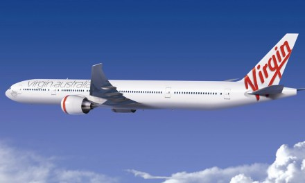 V Australia – soon to be Virgin Australia – business class very good