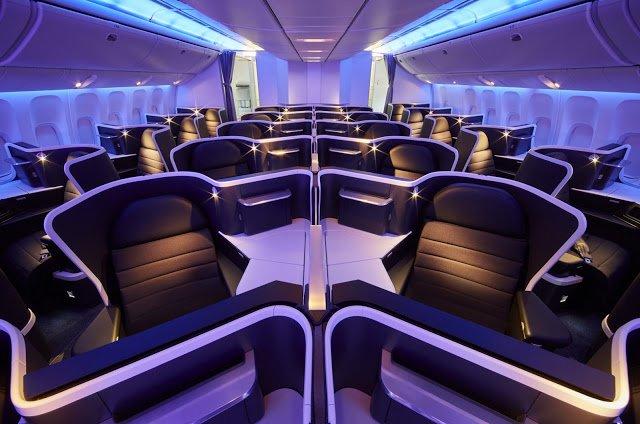 Virgin Australia new 777 interiors – Remove 22 seats and 2 toilets – more comfort?