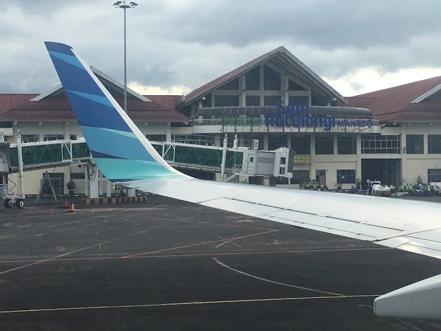 Flight Review: Garuda Indonesia Domestic