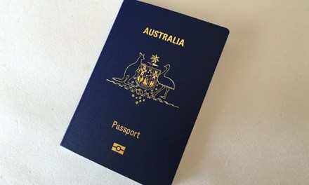 How nostalgic is it getting a new passport?