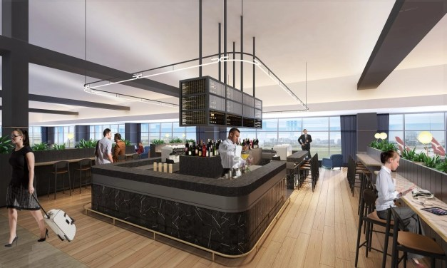 Qantas has a good day. Record profit, Renovated lounge & Refreshed cabins