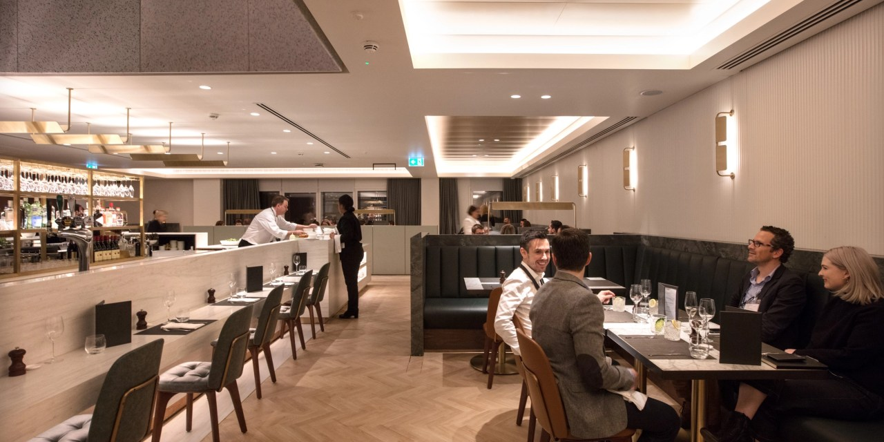 AT LAST – a decent One World lounge at Heathrow (Terminal 3) thanks to Qantas