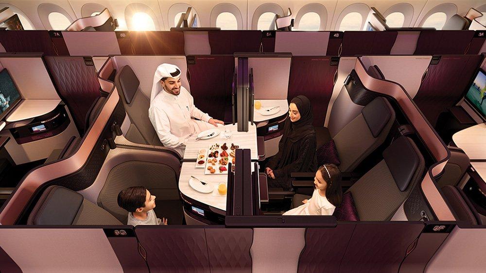 Triple those Status Credits with Qatar
