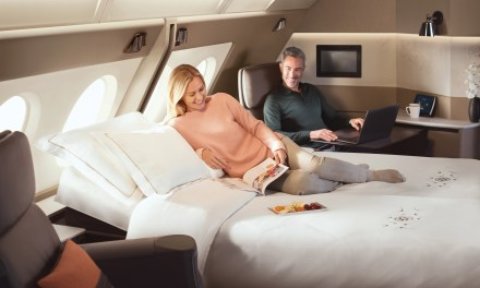 'A room is still a room . . .', unless it's the new First Suites on a Singapore Airlines A380
