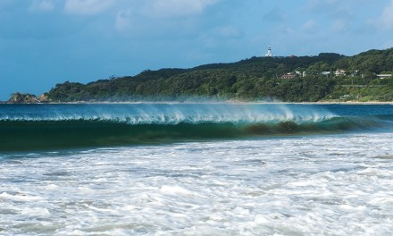 Happy New Year ! from Byron Bay