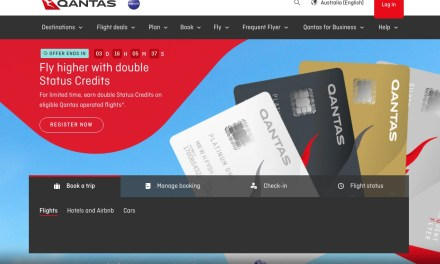 SQUEEL!!!! Double Status Credits with Qantas from 1 to 5 February for travel 12 Feb 2018 to 20 Jan 2020!
