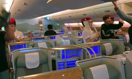 Emirates: Cancels (nearly) all flights from 25 March [UPDATED]
