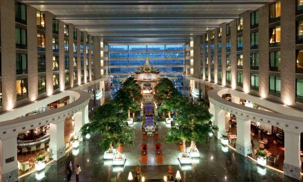 One night outside Bangkok – Novotel at Suvarnabhumi Airport