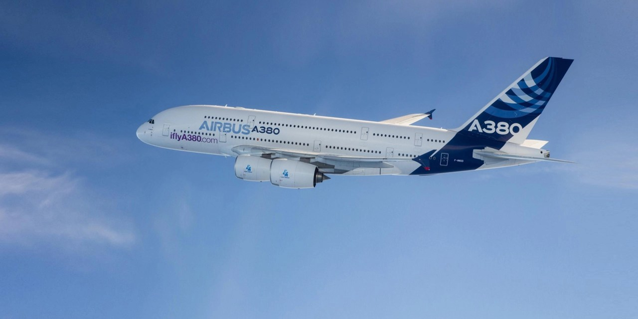 A380 – Goodbye – production ceases