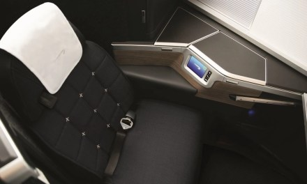 British Airways Business Class  finally catches up