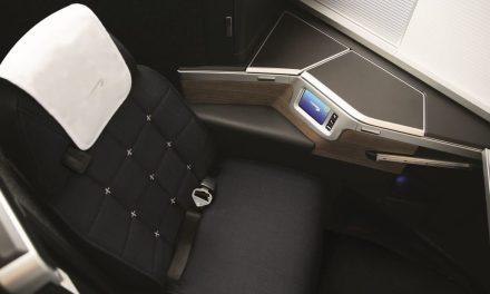 British Airways Business Class  finally catches up