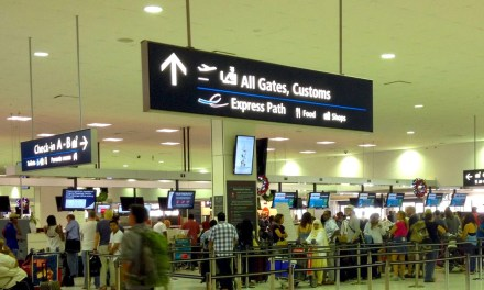 Express Path Sydney Airport Closed – noooooooooooo!