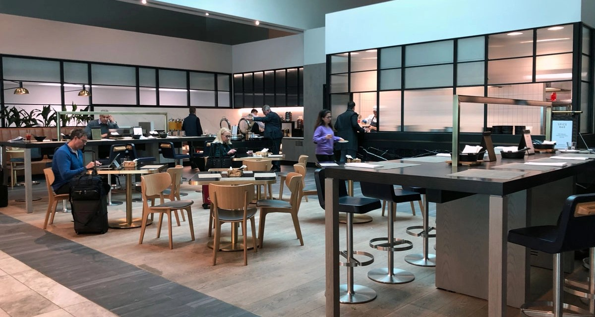Qantas: Lounges reopen from 1 July 2020