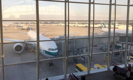 #TBT: Review of Premium Economy on Cathay Pacific – SYD to HKG – on an A330