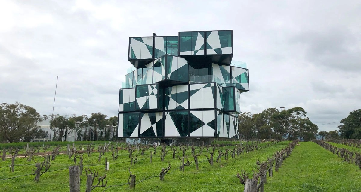 The d'Arenberg Cube – a delightful folly