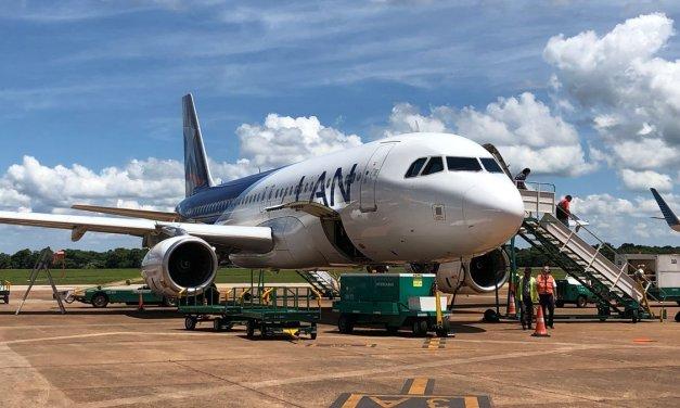 Review: LATAM A320 Economy, LA 7504 – Buenos Aires to Iguazú