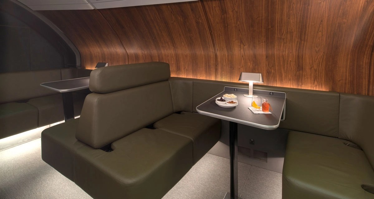 Qantas: Refurbished A380 in the air today
