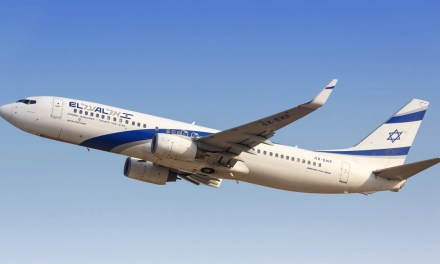 EL AL: on their way to Melbourne