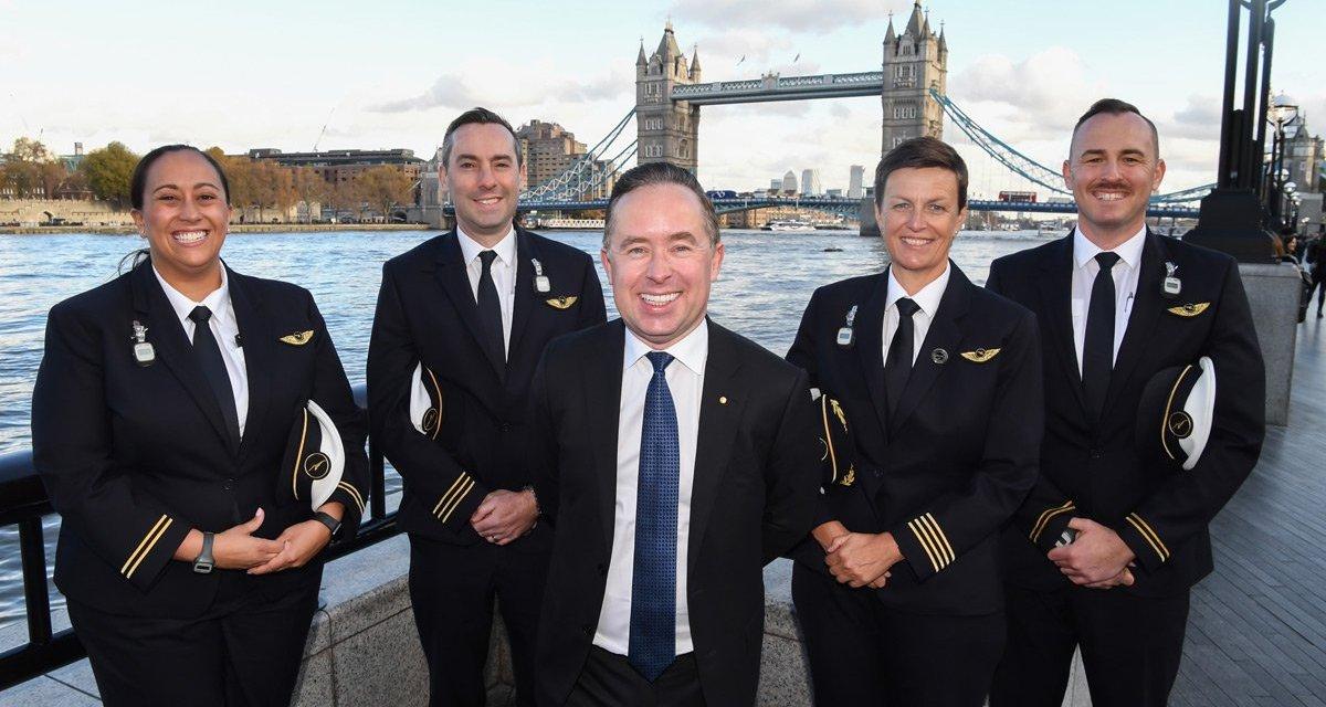 Qantas: Project Sunrise – London to Sydney