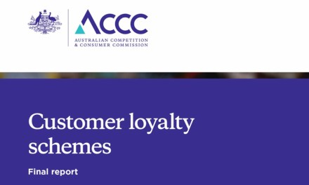 Loyalty Schemes: ACCC provides its final report