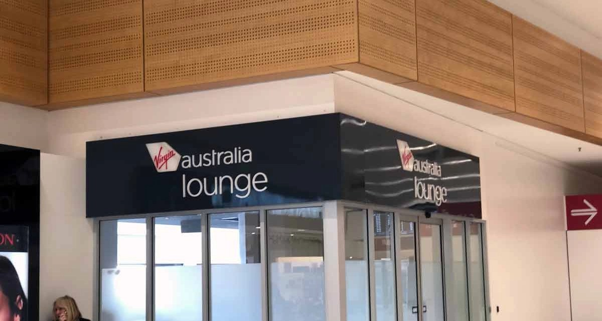 Review: Vale Virgin Australia Lounge, Adelaide