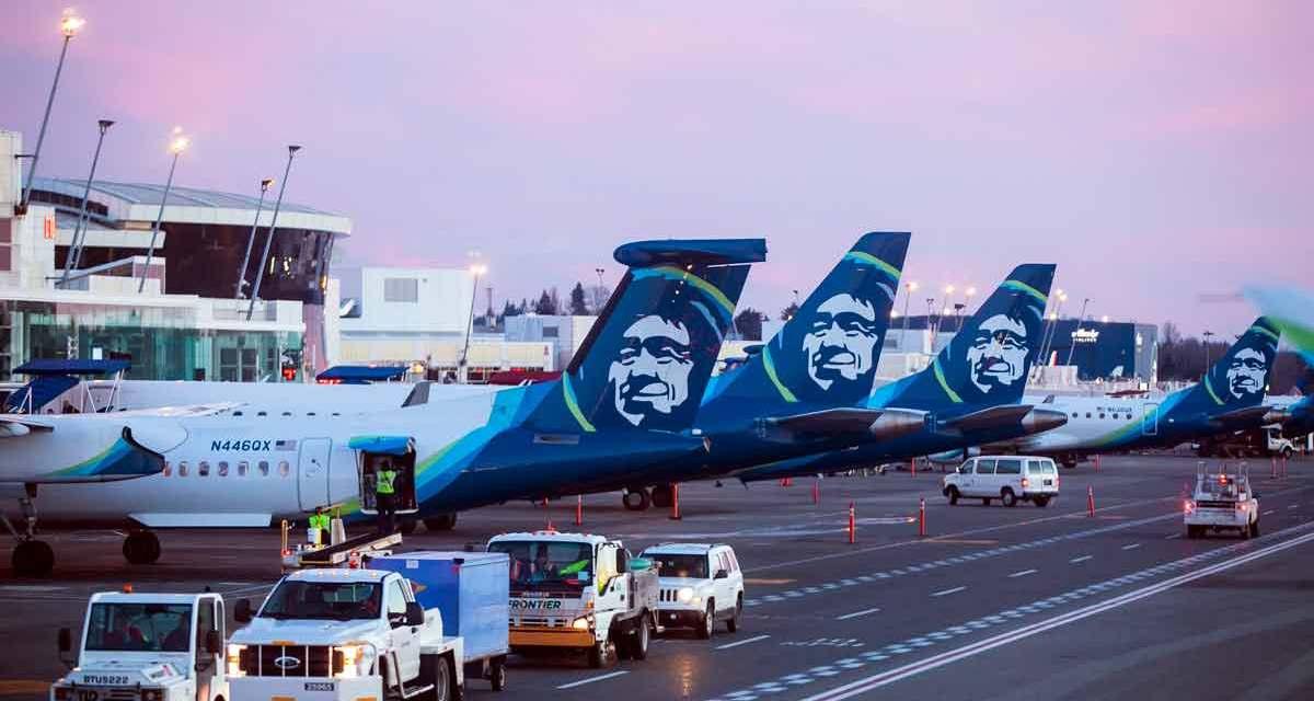 Alaska Airlines: definitely joining OneWorld in 2020