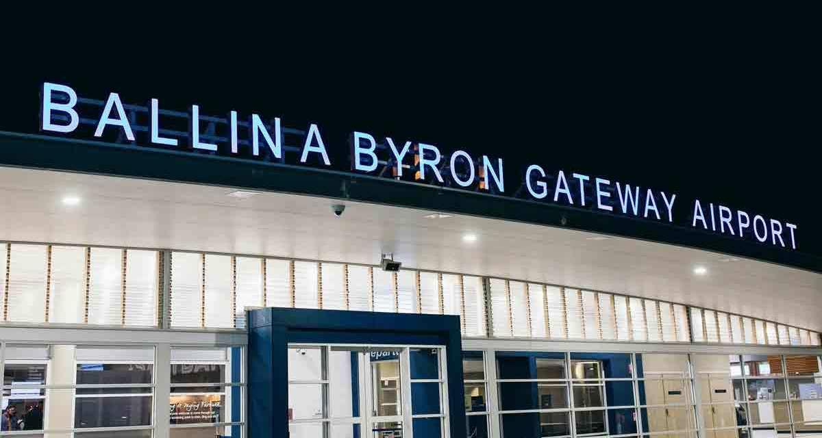 Airport: Ballina airport makeover