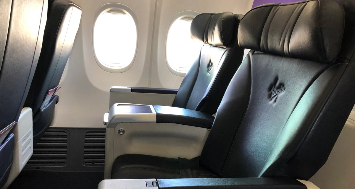 Virgin Australia: New Routes, New Lounge, new business service