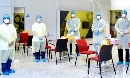 Emirates: COVID-19 on-site rapid testing – is this the future of flying?