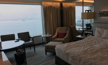 #TBT: Intercontinental Grand Stanford Hong Kong