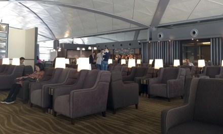 #TBT: Phnom Penh Airport Plaza Premium Lounge – Dragon Air to Hong Kong