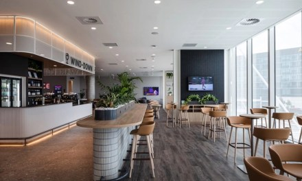 Virgin Australia: Adelaide lounge opens – the lounge of the future?