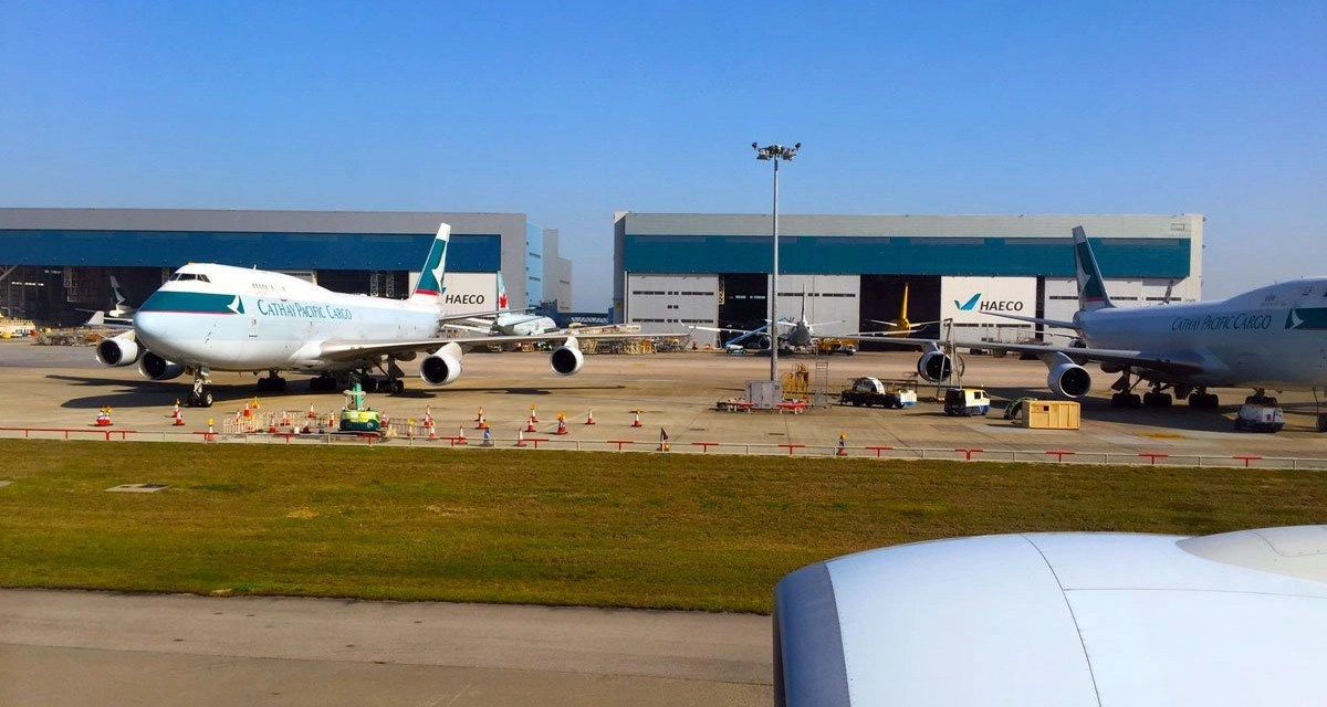 Cathay Pacific: Merges Marco Polo and Air Miles to form premium travel lifestyle brand 'Cathay'