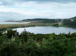 Doniños, Laguna Interior