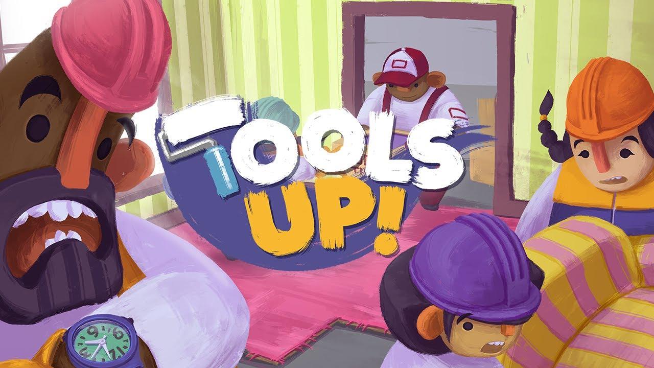 Critique: Tools Up!