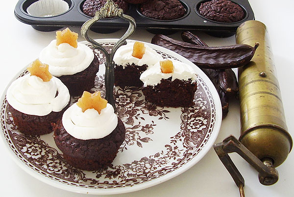 Carob Apple Muffins are delicious old fashioned dessert made in our families for every Christmas. Once you try them, I am sure you shall keep it in your Recipe books for generations to come.