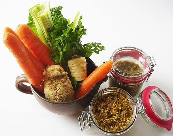 Mirepoix Seasoning Grandmothers' Way is a healthy way of including vegetables to savory dishes you prepare