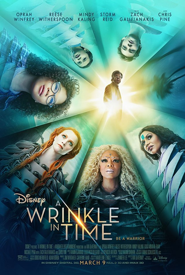 a wrinkle in time A Wrinkle In Time