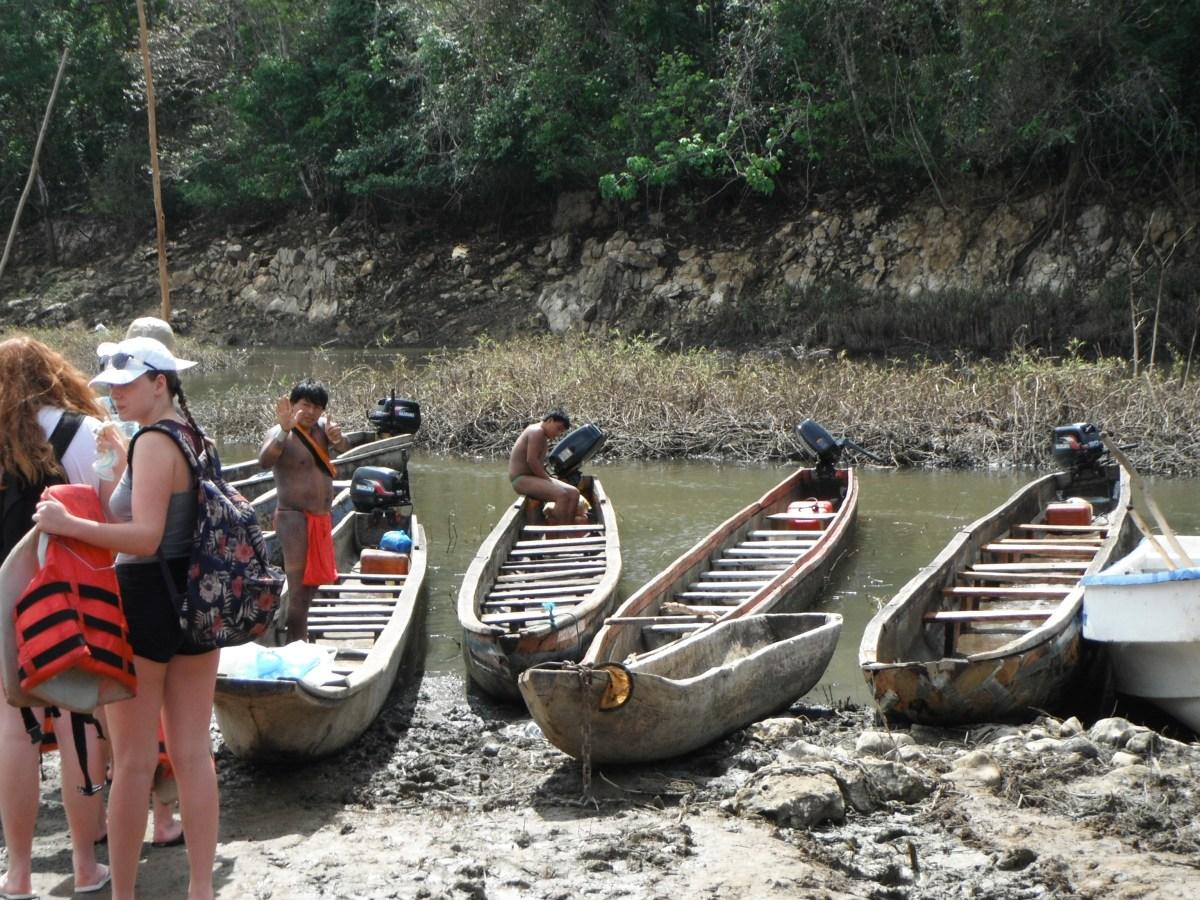 The Embera Village