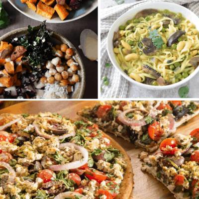 50+ Vegan Weight Loss Recipes