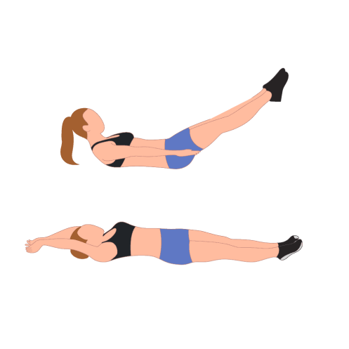 10 minute beginner ab workout for women at home no